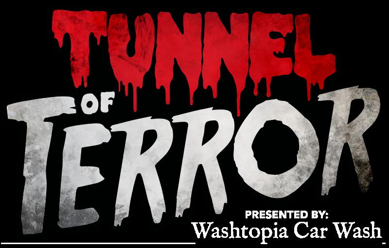 Tunnel of Terror - Washtopia